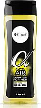 Parfums et Produits cosmétiques Gel douche - Silcare Alpha Air Men