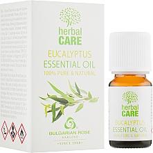 Parfums et Produits cosmétiques Huile essentielle d'eucalyptus  - Bulgarian Rose Eucalyptus Essential Oil