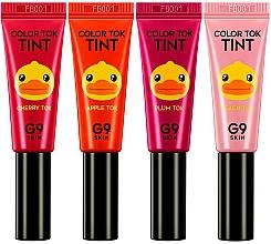 Parfums et Produits cosmétiques Teint à lèvres - G9Skin Color Tok Tint