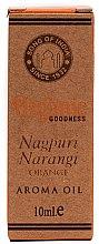 Parfums et Produits cosmétiques Huile aromatique naturelle à l'orange - Song of India Orange Oil