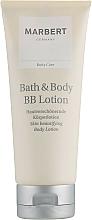 Parfums et Produits cosmétiques BB lotion au beurre de karité pour corps - Marbert Bath & Body BB Lotion