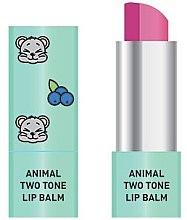 Parfums et Produits cosmétiques Baume à lèvres bicolore - Animal Two-Tone Lip Balm
