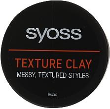 Parfums et Produits cosmétiques Argile coiffante fixation ultra forte - Syoss Texture Clay