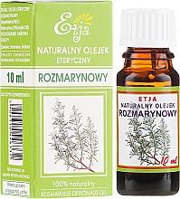 Parfums et Produits cosmétiques Huile essentielle de romarin 100% naturelle - Etja Natural Essential Oil