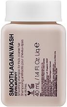 Parfums et Produits cosmétiques Shampooing lissant à l'huile d'olive - Kevin.Murphy Smooth.Again Wash (mini)