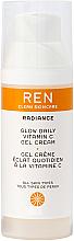 Parfums et Produits cosmétiques Gel-crème à la vitamine C pour visage - Ren Radiance Glow Daily Vitamin C Gel Cream Moisturizer