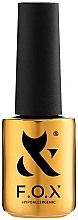Parfums et Produits cosmétiques Vernis semi-permanent - F.O.X Sphynx Cat Eye Gel Polish