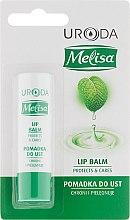 Parfums et Produits cosmétiques Baume à lèvres à la cire d'abeille - Uroda Melisa Protective Lip Balm