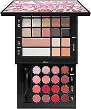 Parfums et Produits cosmétiques Palette de maquillage, rouge - Pupa Pupart M Palette