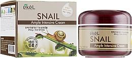 Parfums et Produits cosmétiques Crème à l'extrait de bave d'escargot pour visage - Ekel Ample Intensive Cream Snail