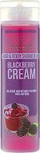 Parfums et Produits cosmétiques Shampooing et gel douche 2 en 1, Crème de mûre - Stani Chef's Blackberry Hair and Body Shower Gel