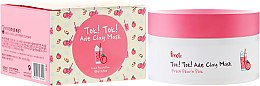 Parfums et Produits cosmétiques Masque d'argile à l'extrait de pêche rose - Prreti Tok!Tok!