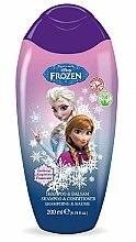 Parfums et Produits cosmétiques Shampooing et après-shampooing - Disney Frozen Shampoo & Conditioner