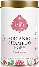 Parfums et Produits cosmétiques Shampooing en poudre bio à la rose - Eliah Sahil Natural Shampoo Volume & Shine Hair Powder