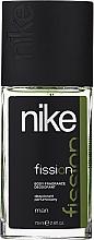 Parfums et Produits cosmétiques Nike Fission Men - Déodorant avec vaporisateur pour corps