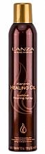 Parfums et Produits cosmétiques Laque pour cheveux - L'anza Keratin Healing Oil Brush Thru Hair Spray