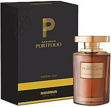 Parfums et Produits cosmétiques Al Haramain Portfolio Imperial Oud - Eau de Parfum