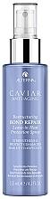 Parfums et Produits cosmétiques Spray thermo-protecteur à l'extrait de caviar pour cheveux - Alterna Caviar Anti-Aging Restructuring Bond Repair Leave-in Heat Protection Spray