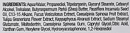 Crème à l'extrait de tulipe noire et algues pour contour des yeux - Uzdrovisco Black Tulip i Algi Eye cream — Photo N2