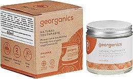 Parfums et Produits cosmétiques Dentifrice minéral bio - Georganics Red Mandarin Natural Toothpaste