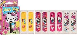 Parfums et Produits cosmétiques Pansements à motifs Hello Kitty - VitalCare Hello Kitty Kids Plasters