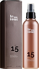 Parfums et Produits cosmétiques Spray solaire pour corps - Le Tout Sun Protect Body Spray SPF 15