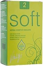Parfums et Produits cosmétiques Système de permanente pour cheveux traités et colorés - Vitality's Soft №2
