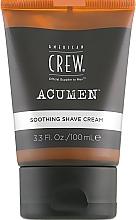 Parfums et Produits cosmétiques Crème à raser apaisante - American Crew Acumen Soothing Shave Cream