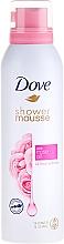 Parfums et Produits cosmétiques Mousse de douche et rasage à l'huile de rose - Dove Rose Oil Shower Mousse