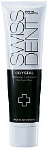 Parfums et Produits cosmétiques Dentifrice blanchissant - SWISSDENT Crystal Repair and Whitening Toothcream For Night Care