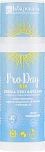 Parfums et Produits cosmétiques Crème de jour à l'acide hyaluronique et vitamine E - La Saponaria Pro Day Spf30