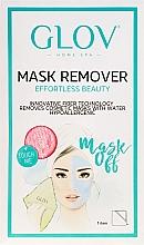 Parfums et Produits cosmétiques Gant de nettoyage pour masques, rose - Glov Mask Remover