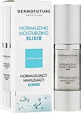 Parfums et Produits cosmétiques Élixir normalisant et hydratant pour visage - DermoFuture Normalizing Moisturizing Elixir