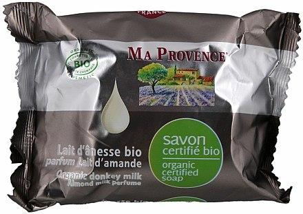 Savon au lait d'ânesse - Ma Provence Organic Soap