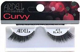 Parfums et Produits cosmétiques Faux-cils - Ardell Curvy Lash Black 415