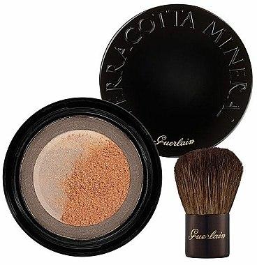Poudre bronzante minérale pour visage - Terracotta Mineral Flawless Bronzing Powder