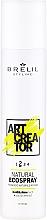 Parfums et Produits cosmétiques Spray à l'extrait de cactus pour cheveux - Brelil Art Creator Strong Ecospray
