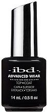 Parfums et Produits cosmétiques Top coat longue tenue - IBD Advanced Wear Top Coat