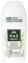 Parfums et Produits cosmétiques Déodorant roll-on sans alcool - N.A.E. Freschezza Deodorant