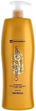 Parfums et Produits cosmétiques Shampooing à l'huile d'argan et aloe vera - Brelil Bio Traitement Cristalli d'Argan Shampoo Intensive Beauty