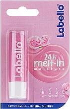 Parfums et Produits cosmétiques Baume à lèvres à la rose - Labello Lip Care Soft Rose Lip Balm
