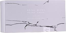 Parfums et Produits cosmétiques Lingettes nettoyantes à l'argent colloïdal pour visage et corps - N-Medical Hyaluron Royal Silver Care Wipes