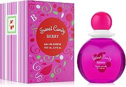 Parfums et Produits cosmétiques Jean Mark Sweet Candy Berry - Eau de Toilette