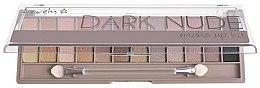 Parfums et Produits cosmétiques Palette de fards à paupières - Lovely Dark Nude Make Up Kit
