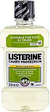 Parfums et Produits cosmétiques Bain de bouche enfant + de 6 ans - Listerine Cavity Protection Mouthwash
