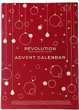 Parfums et Produits cosmétiques Calendrier de l'Avent maquillage - Makeup Revolution Advent Calendar 2019