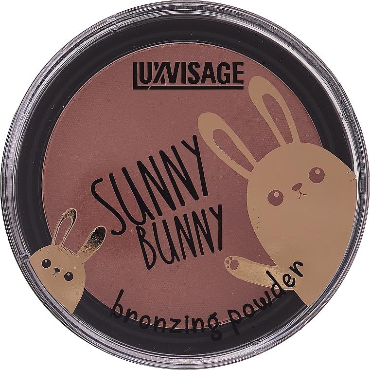 Poudre bronzante pour visage - Luxvisage Sunny Bunny Bronzing Powder