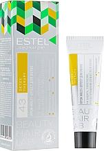Parfums et Produits cosmétiques Crème multi-actions aux protéines de soie pour cheveux - Estel Beauty Hair Lab 43 Detox Therapy Cream