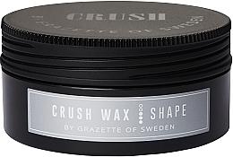 Parfums et Produits cosmétiques Cire coiffante, fixation forte - Grazette Crush Wax Shape