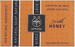 Parfums et Produits cosmétiques Savon naturel au miel - Apivita Soap with honey
